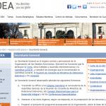 La Carta de la OEA no prevé la realización de declaraciones políticas