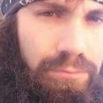Santiago Maldonado, desaparecido después de una represión al pueblo mapuche en el sur de Argentina