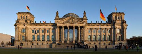 Reichstag. Foto: Wikipedia