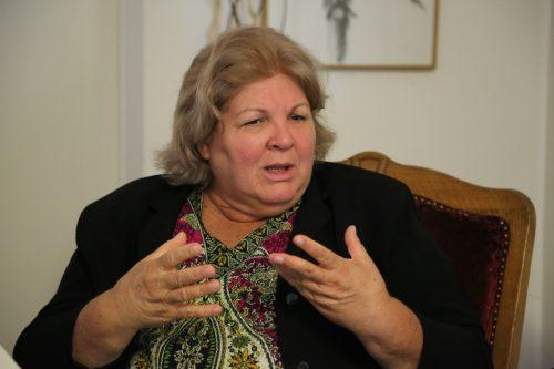 Aleida Guevara, Foto: Italo Cherubini