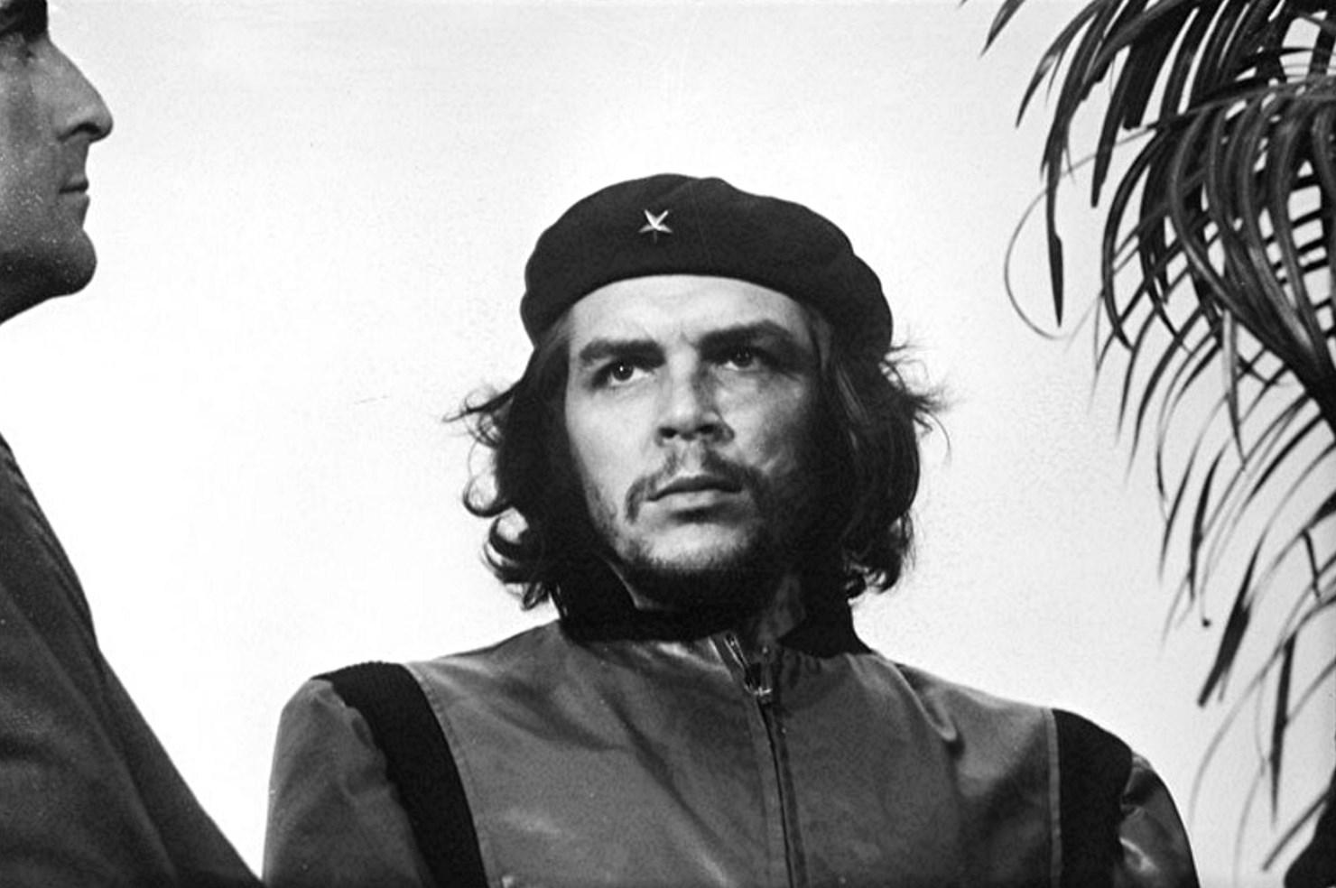 "Ernesto ""Che"" Guevara. Foto: Alberto Korda"