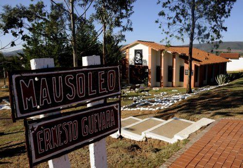 Mausoleo del Che Guevara en Vallegrande