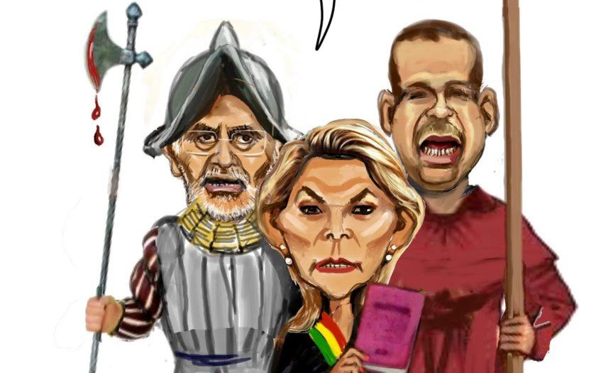 El pueblo contra las oligarquías
